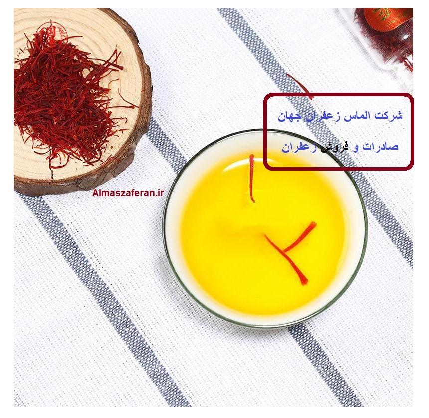 Sale and Export of Afghan Saffron