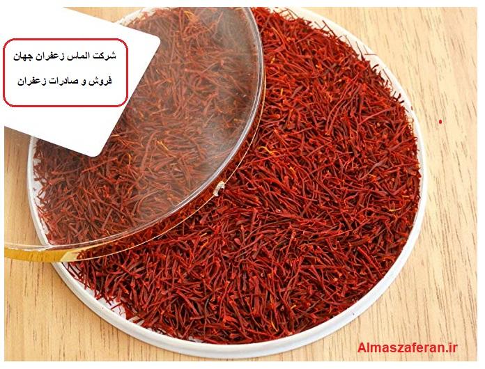 The price of saffron