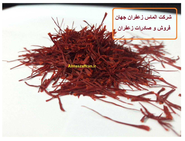Where does saffron come from