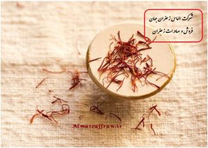 The price of saffron depends on many factors