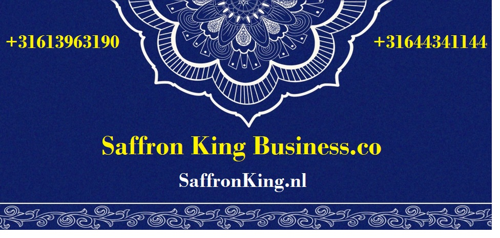 Types of packaging for export saffron