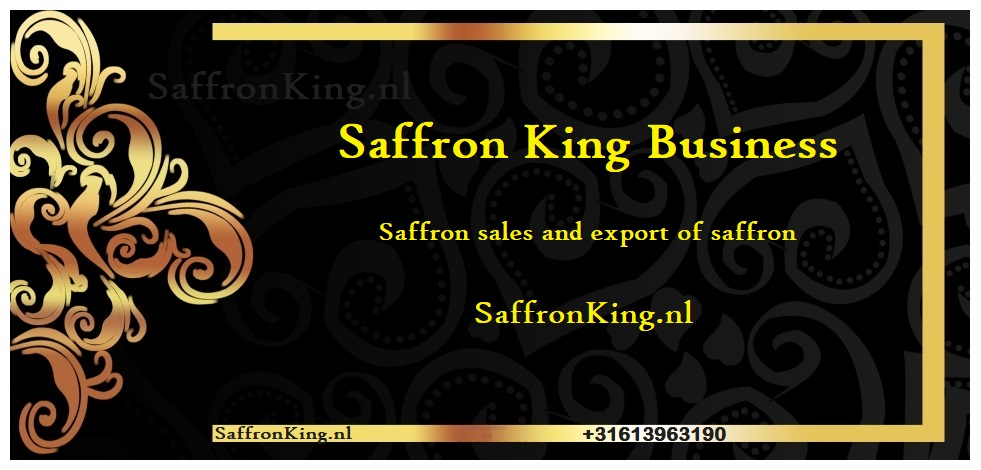 Saffron king Business copmany