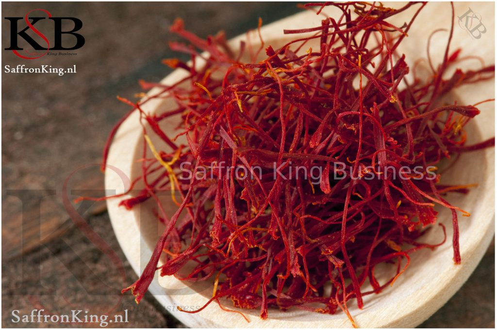 Major sales of saffron