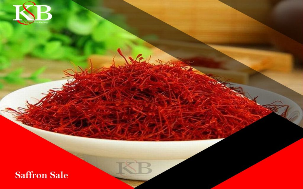 How is buying a kilo of saffron?