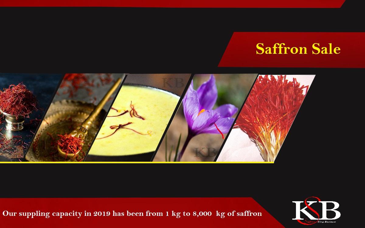Price list of saffron kilo