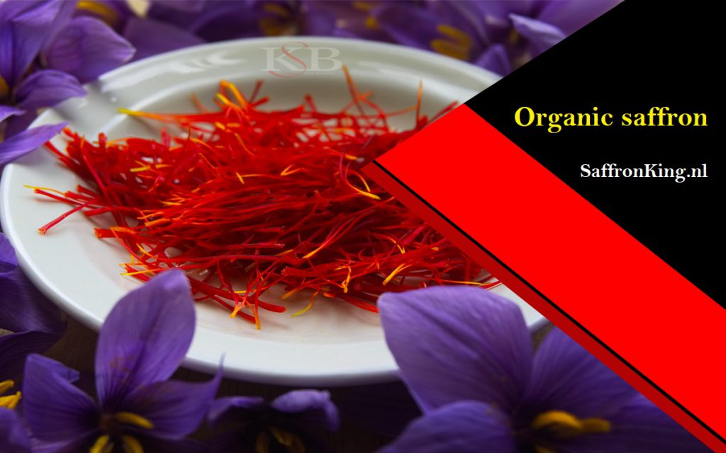 What is the price of saffron in the Netherlands?