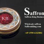 Major saffron supply company