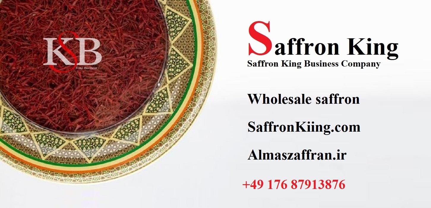 Planting saffron to export saffron