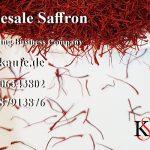 One kilogram of saffron in Beijing?