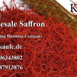 Buy bulk saffron