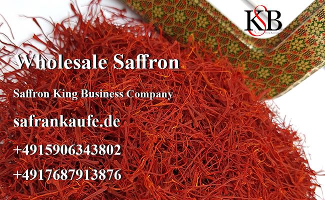 Wholesale premium saffron