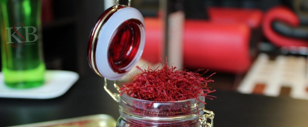 Price of 1 kilo saffron in Netherlands