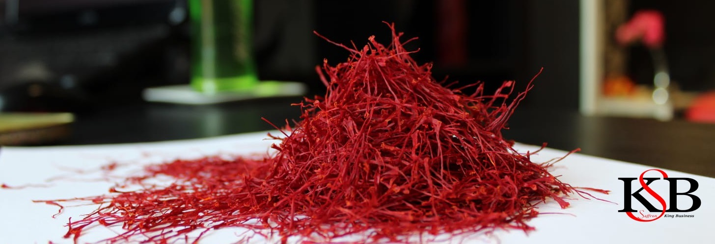 The largest importers of saffron
