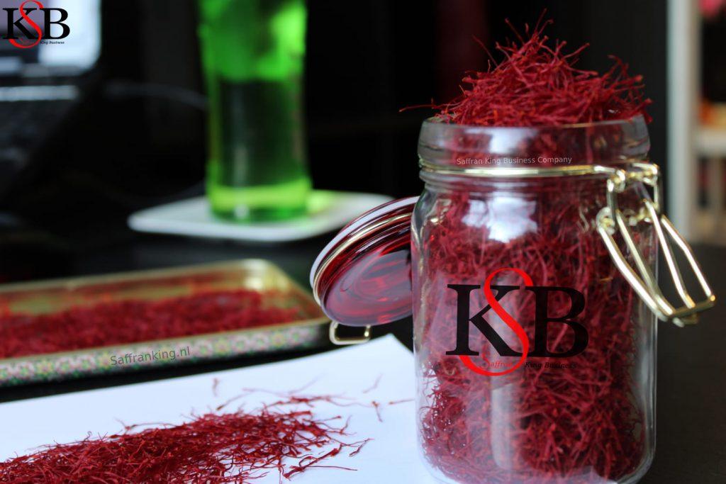 Prijs per gram saffraan in Nederlandse winkels