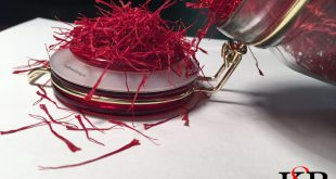 The price of saffron per kilo