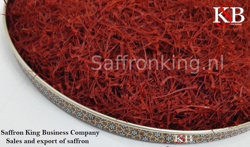 Sale price of bulk saffron in Germany