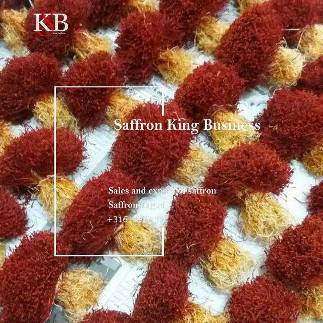 Saffron prices in Spain