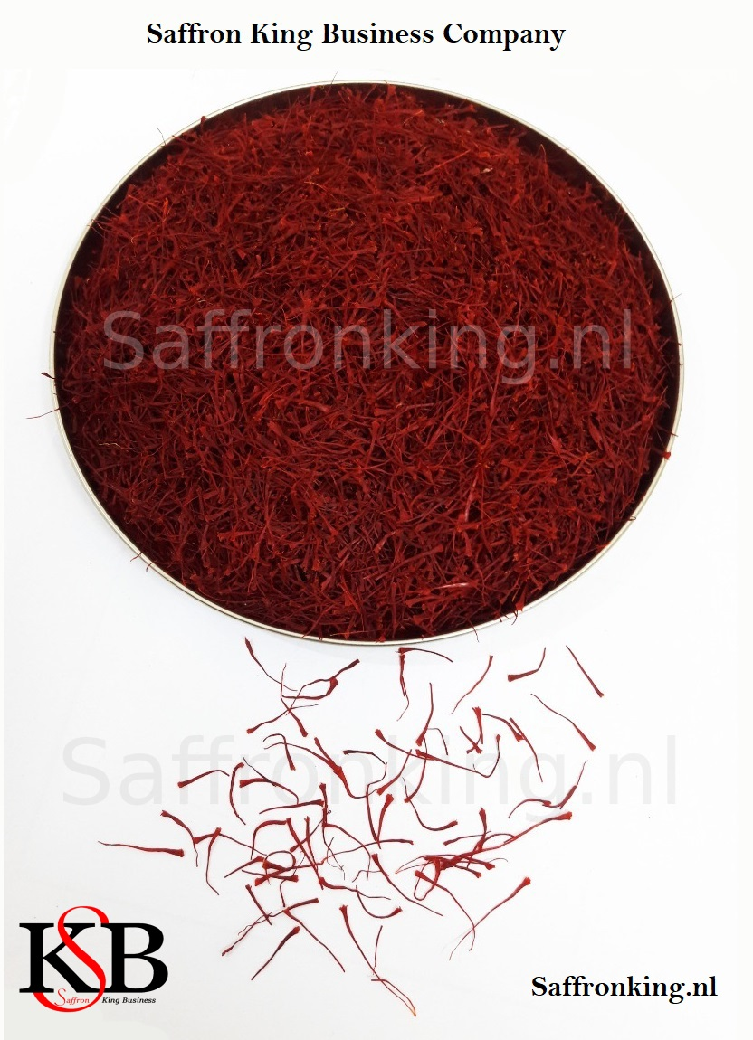Wholesale saffron suppliers in Spain