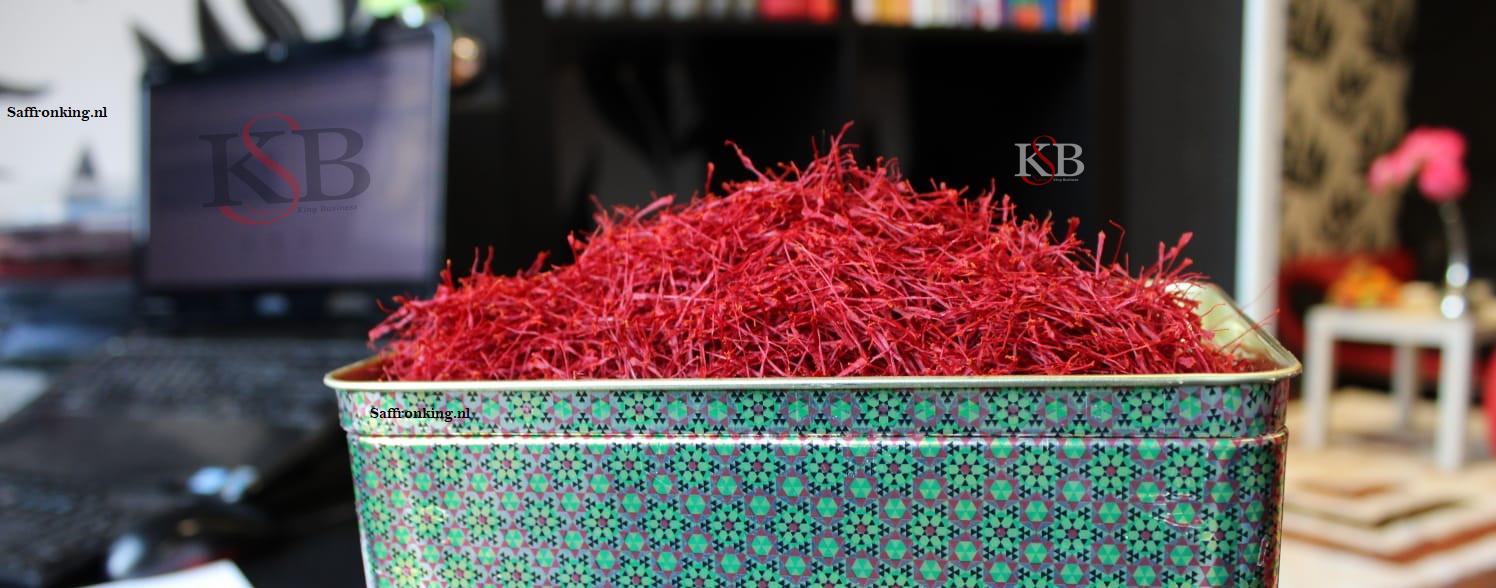 The most prestigious brand of saffron
