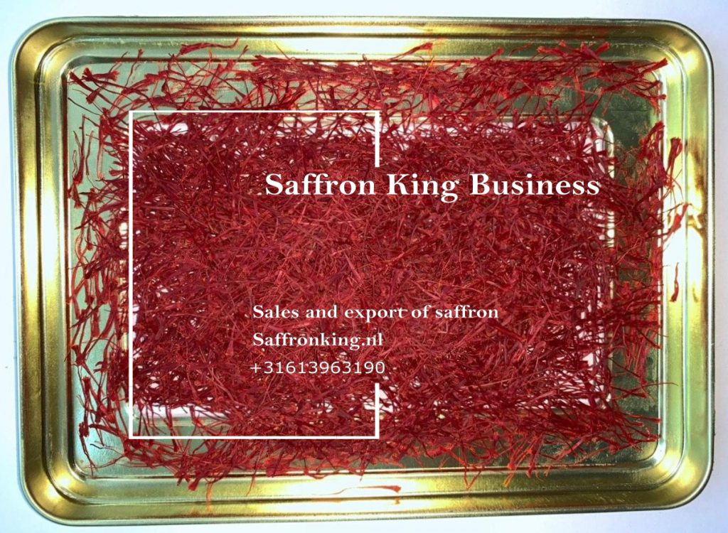 Sale market of exporting saffron