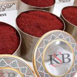 Price per kilo of saffron in the European market