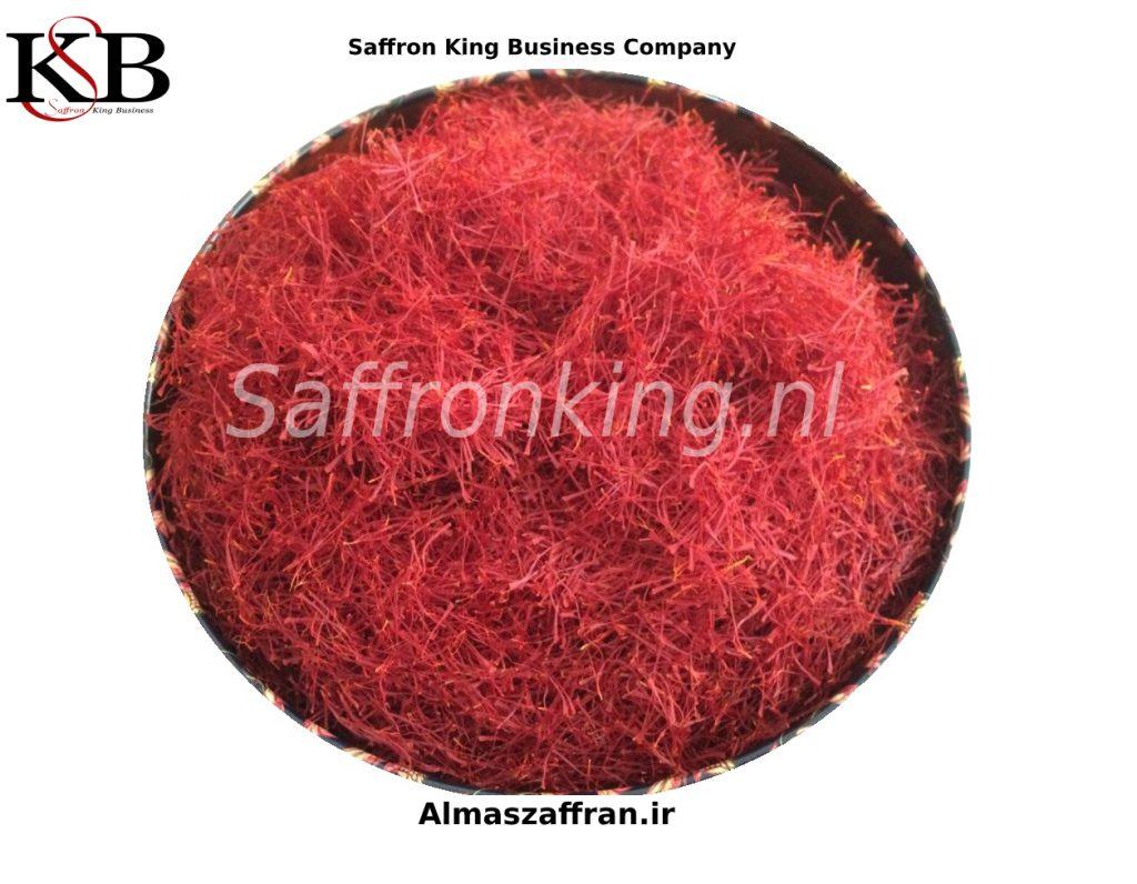 The price of one kilo of saffron in Madrid
