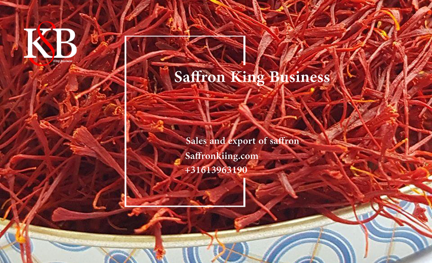 What is the price of each kilo of saffron in the market?