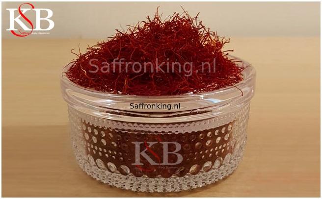 Saffron sales agency in Munich