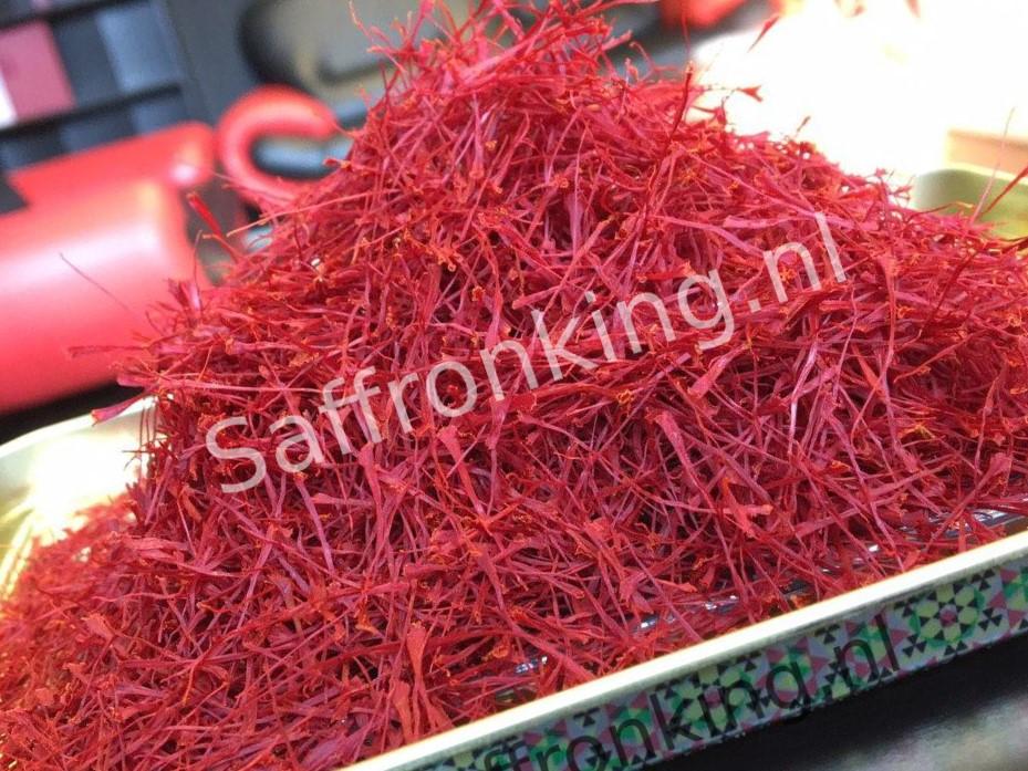 Iranian saffron in the saffron market in Europe
