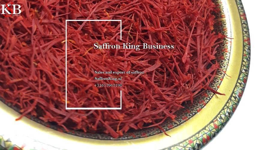 Recognizing saffron and buying saffron
