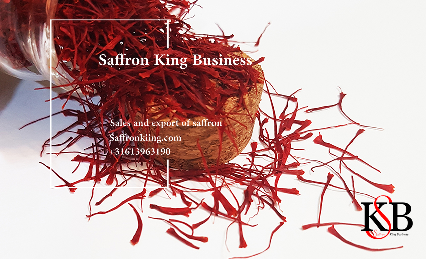 Wholesale of Iranian saffron