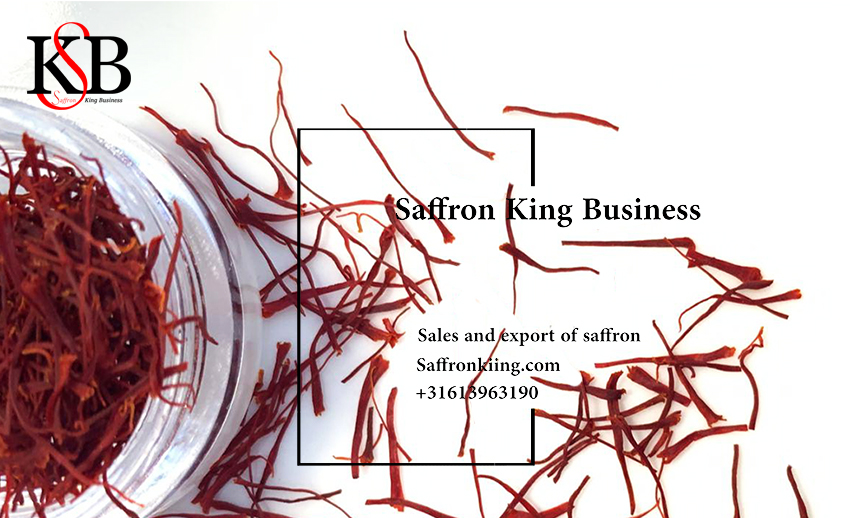 What is the price of each kilo of saffron?