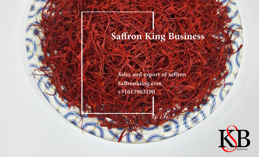 Direct sale of Iranian saffron in Germany