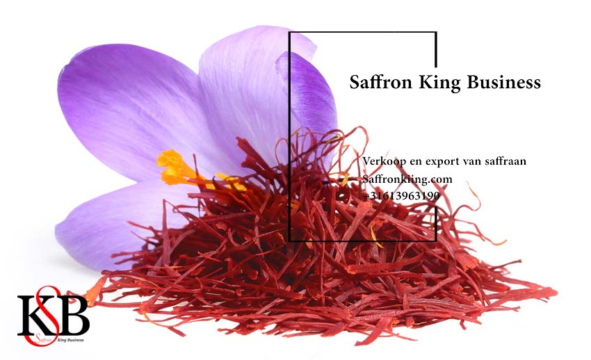 The biggest buyers of saffron