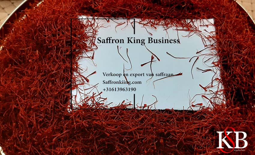 Buy bulk saffron in Europe