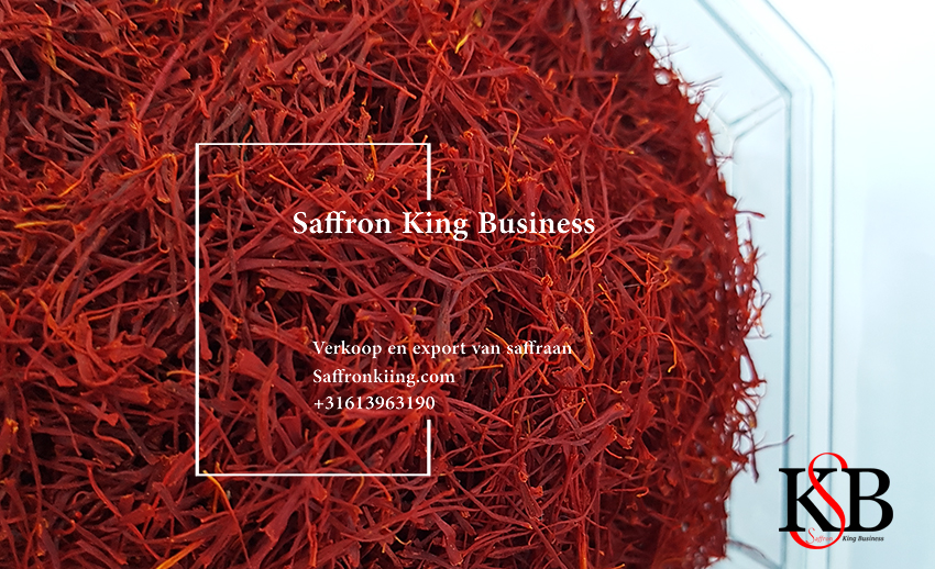 What is the price of saffron per kilogram ?