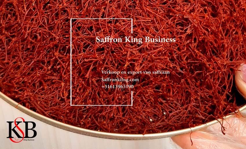 Where is the center for selling kilo saffron?
