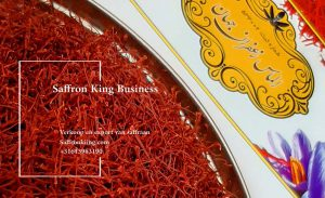 Sale price of saffron in the new year