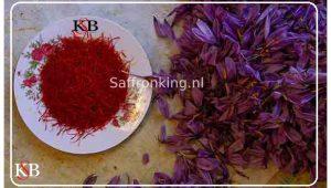 The price of pure saffron in 2021
