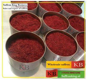 The biggest saffron trader