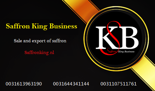 Buy saffron from Saffron King store