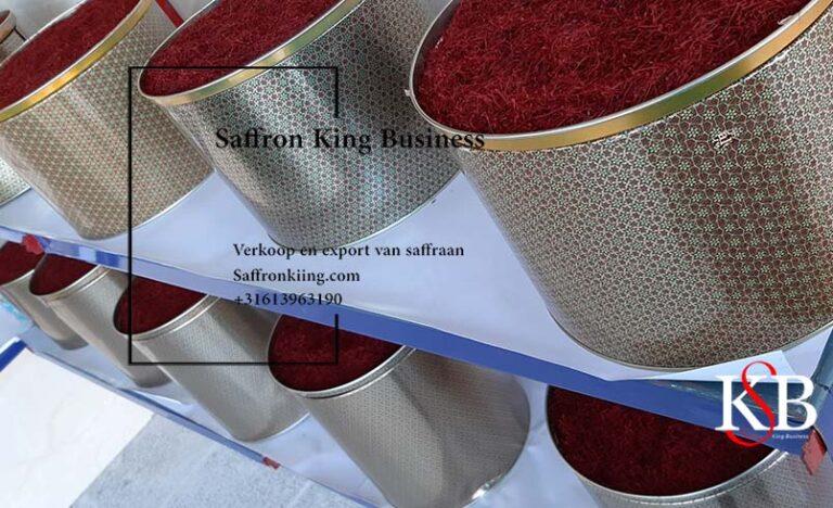 Major supply of saffron in Malaysia