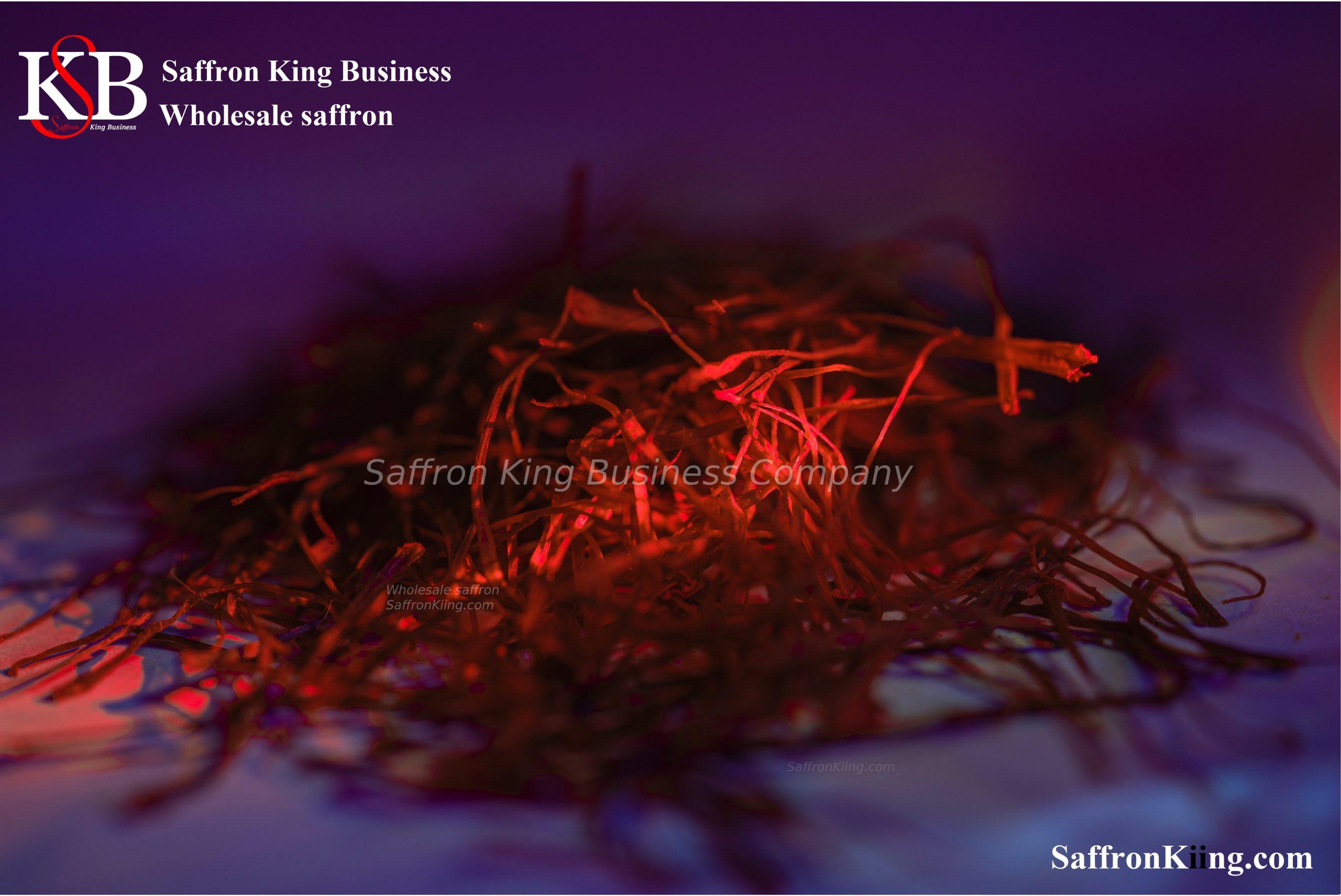 Buy saffron online in the Netherlands