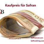 Kaufpreis für Safran