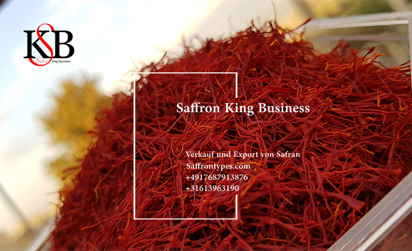 Pure saffron specifications