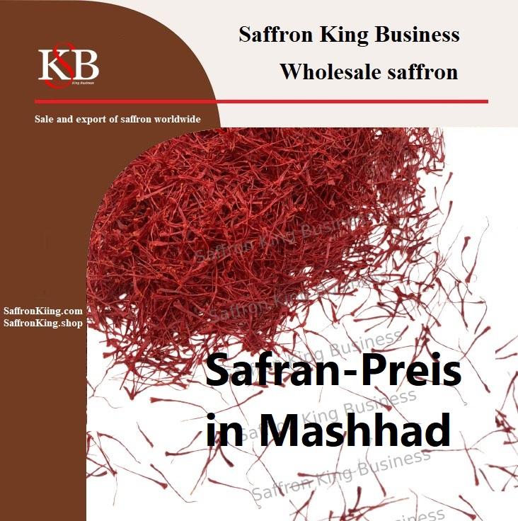 Safran-Preis in Mashhad