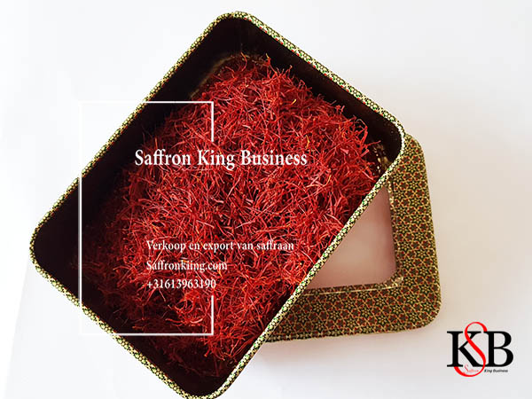 How much is the purchase price of saffron?