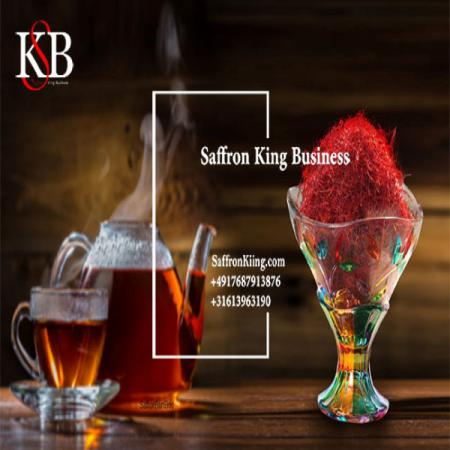 Prices of saffron in the Netherlands and export saffron in Rotterdam