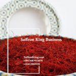 The consumption of saffron