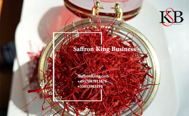 How can you tell real saffron?